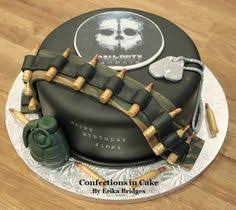 call of duty birthday cake 15 coolest inspired cakes