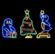 lighted outdoor decorations lighted animal decorations ppn