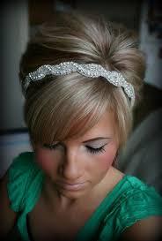 hair styles with rhinestones 93 best diamond wedding images on pinterest ad home bridal