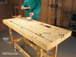 Woodworking Workbench Height by 24 Cool Woodworking Workbench Size Egorlin Com