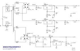High Voltage Bench Power Supply - bench power supply adjustable 1 25v 15v and fix 5v power supply