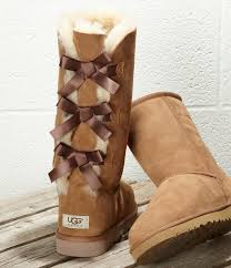 ugg bailey bow tall ii suede water resistant boots uggs cozy