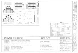 24x36 Garage Plans by Barn Garage U0026 Shop Building Plans