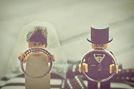 wedding ring holder 8 lego wedding ideas