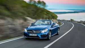 Mercedes C Class Coupe Convertible 2017 Mercedes Benz C Class Cabriolet And C43 Amg Convertible