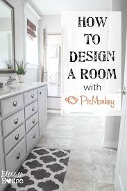 how to design room how to design an entire room using picmonkey
