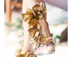 gold wedding shoes for gold wedding shoes etsy