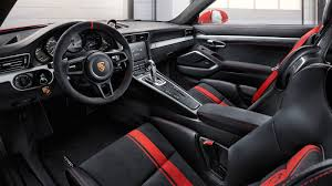 new porsche 911 interior the spectacular new porsche 911 gt3 puts down lap times almost as