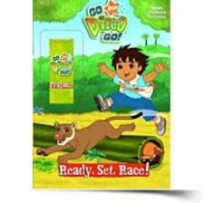 ready race diego books