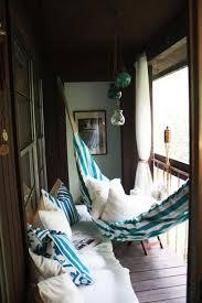 h ngematte auf balkon hängematte auf dem balkon wohnideen einrichten