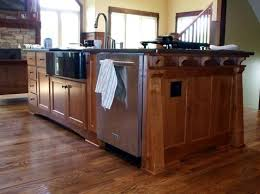 mission style kitchen island kitchen mission style kc woodkc wood remodeling