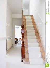 empty stair on a modern duplex home stock photo image 44514460