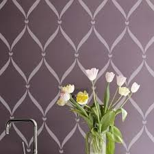 Stencils For Home Decor Best 25 Wall Stencil Patterns Ideas On Pinterest Wall