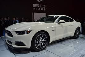 mustang 50th anniversary edition 2015 mustang 50th anniversary edition revealed gas 2