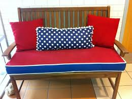 decor appealing bench cushions indoor for you home interior
