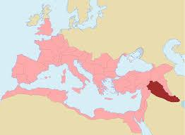 Babylonian Empire Map Mesopotamia Roman Province Wikipedia