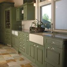 Matt MusselMatt Olive Kitchen More Like Olive Wall Color With - Olive green kitchen cabinets