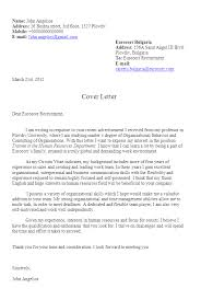 ideas of sample cover letter addressed to human resources also
