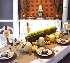 get cozy with this thanksgiving table setting from ikea
