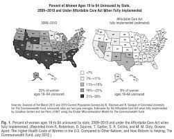 Affordable by Benefits To Women Of Medicaid Expansion Through The Affordable