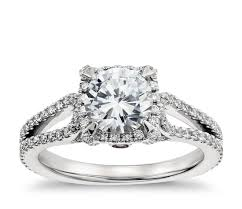 engagement rings platinum images Monique lhuillier halo diamond engagement ring in platinum 1 2 ct