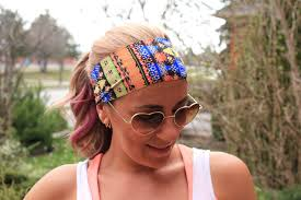 where to buy headbands buy 2 get 1 free groovy tribal headbands workout headband