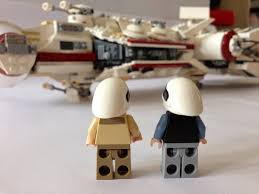 the marriage of lego and star wars review 10198 tantive iv