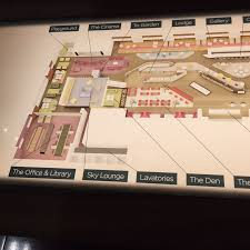 Virgin Atlantic Route Map by Review Virgin Atlantic Clubhouse London Heathrow One Mile At A Time