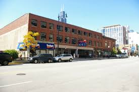 Chicago Street Parking Map by 7th St Garage Cheap Parking Chicago Chicago Hilton Parking