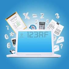bureau num駻ique portables et articles de bureau le concept de bureau numérique
