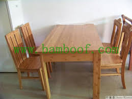 Bamboo Dining Table Set Dining Tables Rattan Accent Chair Seagrass Dining Set Faux