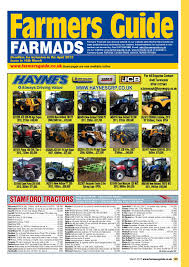 Farmers Guide Classified Section March 2013 By Farmers Guide Issuu