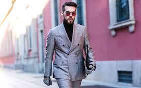 light gray suit brown shoes style guide how to wear a gray suit with brown shoes