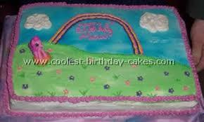 coolest pony birthday cake ideas decorating techniques