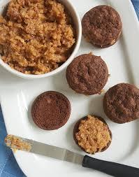 chocolate coconut pecan sandwich cookies bake or break