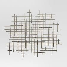 metal wall target