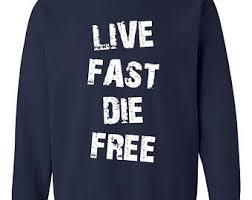 live fast die etsy
