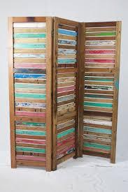 solid reclaimed wood room divider i u0027ve always thought dividers
