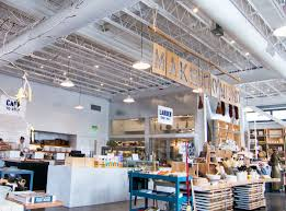Two Story Workshop Shed A Two Story Café Meets Grocery Retail Deli Bar Workshop