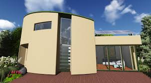 modular homes inhabitat green design innovation architecture the tiny solar powered hemp home with a green roof