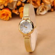gold ladies bracelet watches images New ladies fashion watches women watch girls royal gold small dial jpg