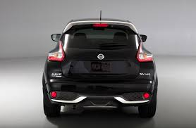 nissan black nissan goes black and white for special edition juke autoguide
