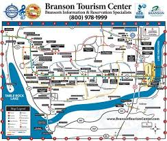 Restaurants On Table Rock Lake Map Of Branson U0027s Attractions Restaurants And Activities Spring