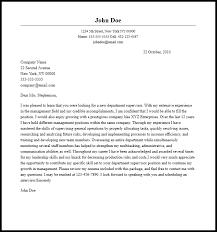 professional department supervisor cover letter sample u0026 writing