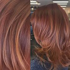mahogany red hair with high lights best 25 copper balayage ideas on pinterest copper balayage