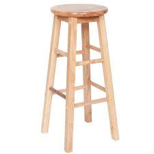 furniture castlecreek log bar unfinished bar stools with armrest
