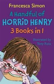 Handful Horrid Henry 3 1 Francesca Simon 9781858818474