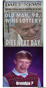 Bad News Brian Meme - bad luck brian gallery bad luck brian memes awful people meme