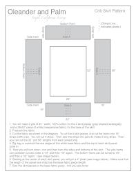 diy tutorial sew your own crib skirt http sewsassycreations