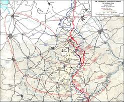 Germany Ww2 Map by Chapter 4 The Ardennes Battle Of The Bulge